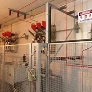 Projetos de cabine primária